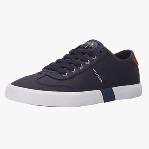Tommy Hilfiger PM Pandora Canvas Casual Lace Up Sneaker Shoes
